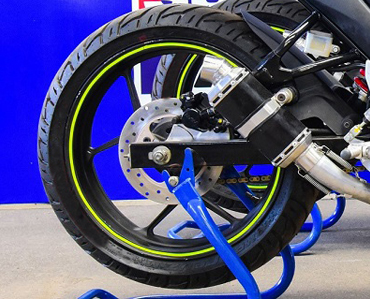 Special Race Tyres