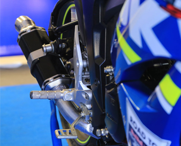 Rear-set Racing Footpegs
